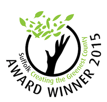 Suffolk Creating The Greenest County Award Winner 2015